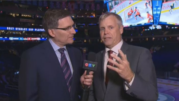 Brian Wilde on game 6