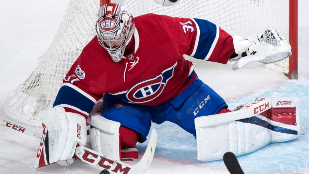 Canadiens Price named Vezina finalist