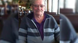 Mounties confirmed the Lance Parker, who was last seen in central Nanaimo, had been located by Saturday afternoon. (Photo: RCMP)
