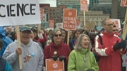Marching for science, in Waterloo and beyond