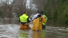 CTV National News: Quebec flood recovery