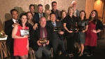 The CTV Vancouver news team was recognized for some of the best reporting in the province by the Radio Television Digital News Association (RTDNA).