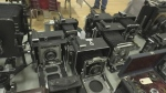 The London Vintage Film Camera Show attracted over 400 people on Sunday, April 23, 2017. Sean Irvine reports.
