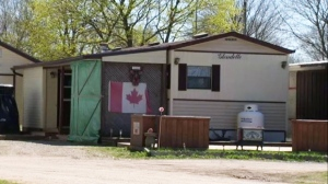 Residents of Crestwood Lake Trailer Park have been told that they can no longer live in the park from October to April.