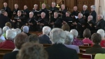 Choir performs fundraising concert in Elmira