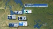 Skywatch Forecast at Six, April 23