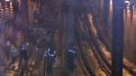 Workers hurt in CTrain tunnel