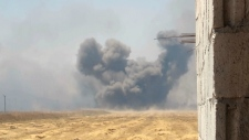 Explosions in Syria