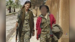 Vancouver woman fought ISIS in Syria