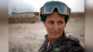 Vancouver woman reflects on fighting ISIS in Syria
