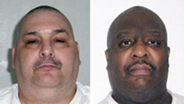 Arkansas prepares for 1st double execution in United States since 2000