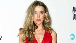 In this April 12, 2016 file photo, Amber Heard attends the LA premiere of 'The Adderall Diaries' in Los Angeles. (Photo by John Salangsang/Invision/AP, File)