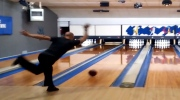 A New York man bowled a perfect game in just 89.5