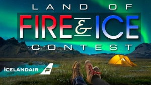 Land of Fire And Ice Contest