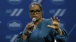 Oprah Winfrey is shown in this file photo. (YURI GRIPAS / AFP)
