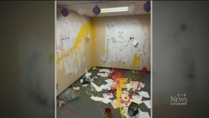 Student association offices vandalized at U of G