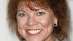FILE - In this Sept. 24, 2008 file photo, Erin Moran arrives at the Fox Reality Channel Really Awards in Los Angeles. (AP Photo/Matt Sayles, File)