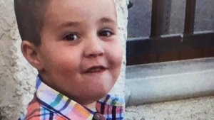Aramazd Andressian Jr. in an undated photo posted on the South Pasadena, Calif., Police Department's Facebook page. (South Pasadena Police Department via AP)