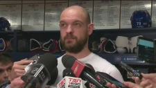 Andrei Markov's contract with the Canadiens expired