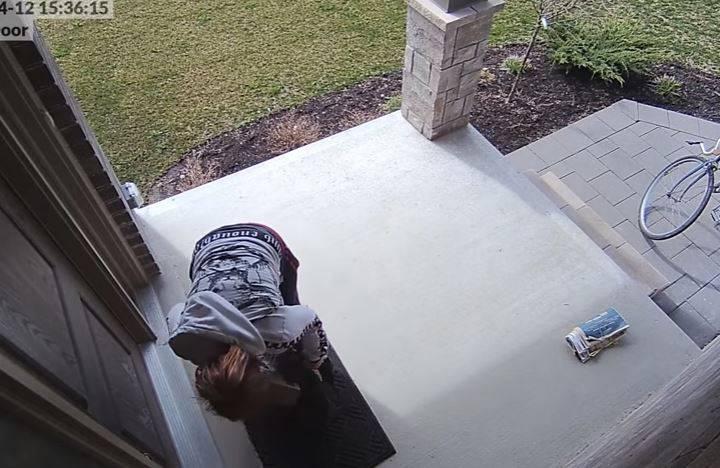 """Alleged """"Amazon Bandit"""" (YouTube)"""
