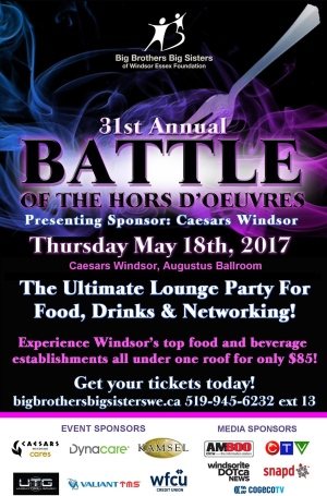 Battle of the Hors D'Oeuvres