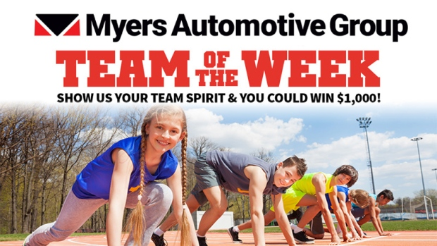Myers Auto Group Team of the Week