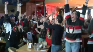 CTV Ottawa: Sens win with Karlsson hurt