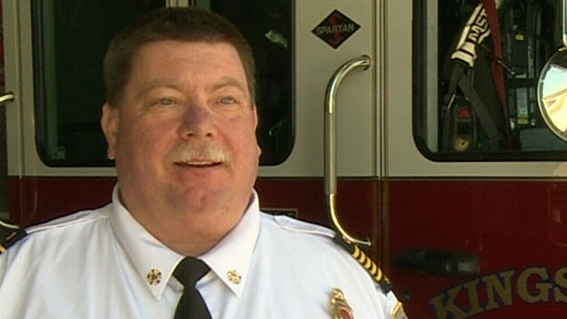 CTV Windsor: New Kingsville fire chief