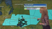 Skywatch Forecast at Six, April 24