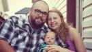 Homicide investigation into baby's death