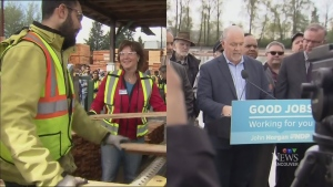 Liberals, NDP sparring over corporate donations
