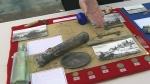 Crews dredge up more artifacts from Esquimalt Harb