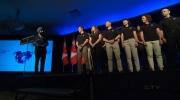 Astronaut finalists