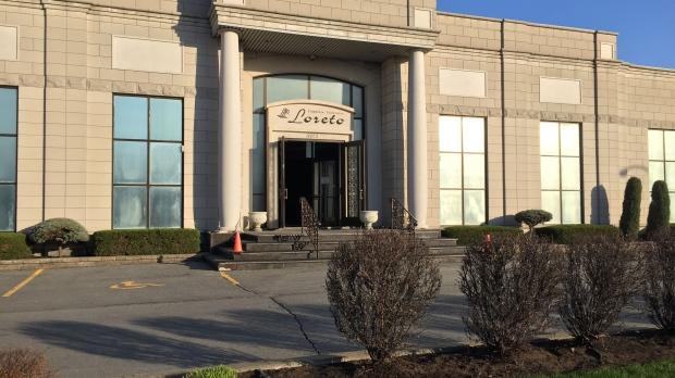 Loreto funeral home
