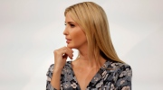 Ivanka Trump, daughter and adviser of U.S. President Donald Trump listens during a panel of the W20 Summit in Berlin Tuesday, April 25, 2017. The conference aims at building support for investment in women's economic empowerment programs.before participating in the W20 Summit in Berlin Tuesday, April 25, 2017. (AP Photo/Markus Schreiber)