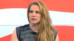 Does Anna Chlumsky relate to her character in 'Ve