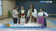 Learn about traditional Greek costumes and what they symbolize