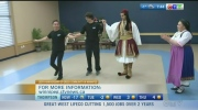 The Kefi Dancers of Manitoba are Greek folk dancers.  See a live demonstration of a dance
