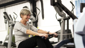 A new review has found that aerobic exercise and resistance training can boost brain power in the over 50s. (Mypurgatoryyears / Istock.com)