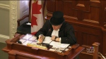 The Nova Scotia legislature will resume sitting, but all signs are pointing to a short session.