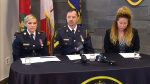 OPP provide an update on an investigation into human trafficking in Orillia and other small towns in Ontario.