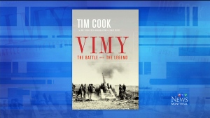 The Battle of Vimy Ridge had no strategic impact on World War I. Historian Tim Cook has theories on why it captured the Canadian imagination