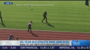CTV News Channel: 101-year-old wins 100-metre dash