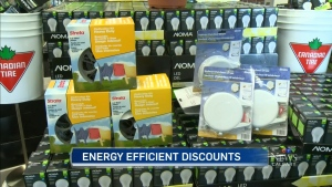 The NDP government has announced energy rebates before, but officials now say many rebates will be instant.