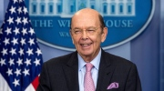 Commerce Secretary Wilbur Ross smiles while speaking about a new tariff on Canadian lumber during the daily press briefing at the White House in Washington, Tuesday, April 25, 2017. (AP Photo/Andrew Harnik)