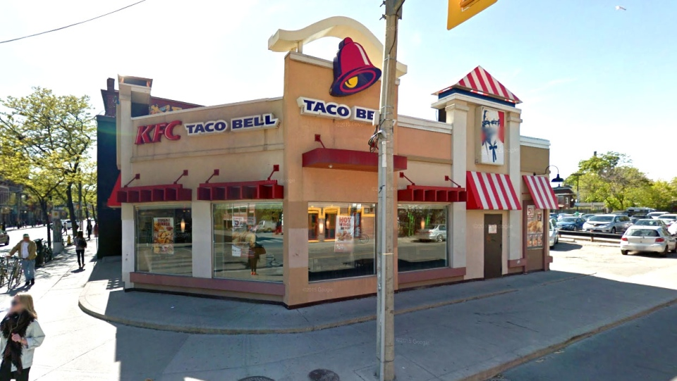 Mexican Fast Food Toronto