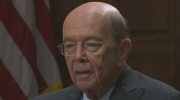 U.S. Secretary of Commerce Wilbur Ross speaks with CTV News on Tuesday, April 25, 2017.