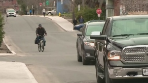 CTV Ottawa: Bike lane idea stalled