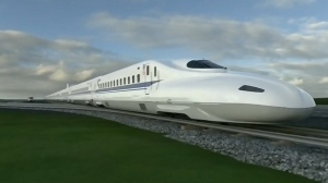 High-speed rail line for Ontario