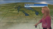 Skywatch Forecast at Six, April 25